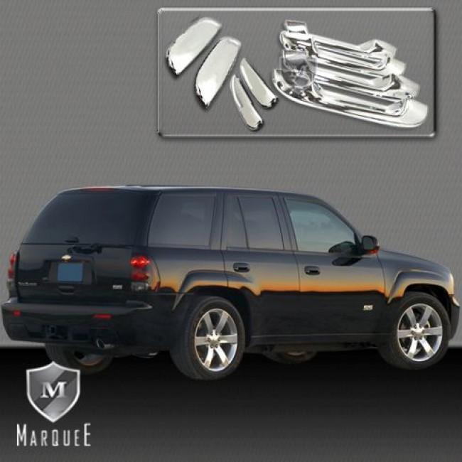 Chevrolet TrailblazerGMC EnvoyCadillac Deville 20022009